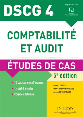 DSCG 4 : comptabilité et audit