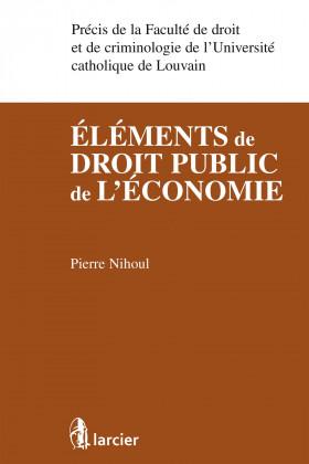 Eléments de droit public de l'économie