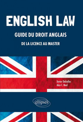 English Law : guide du droit anglais