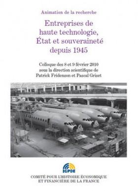 Entreprises de hautes technologies, État et souveraineté depuis 1945