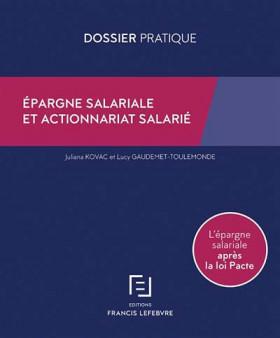 Épargne salariale et actionnariat salarié