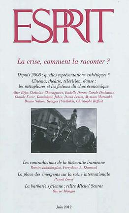 Esprit, juin 2012 N°6