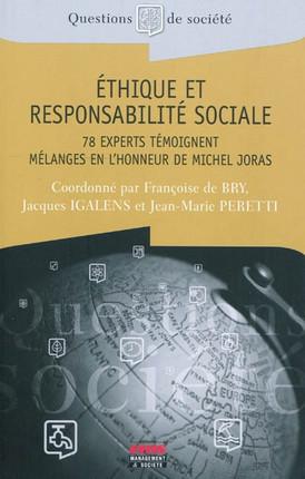 Ethique et responsabilité sociale