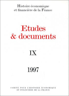 Études et documents - 1997
