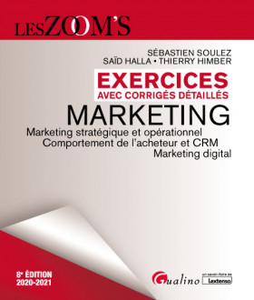 Exercices de marketing avec corrigés détaillés