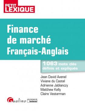 Finance de marché (Français et Anglais)