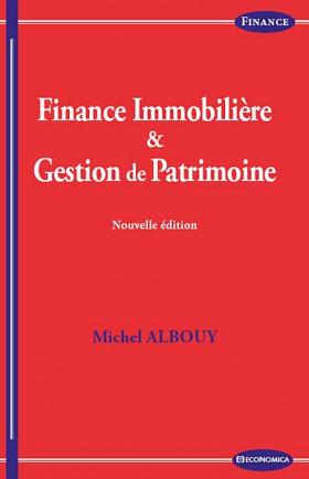 Finance immobilière & Gestion de patrimoine