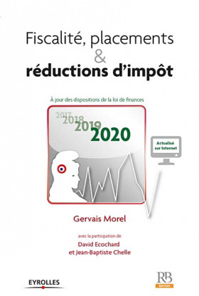Fiscalité, placements & réductions d'impôt 2020