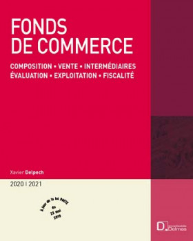 Fonds de commerce 2020-2021