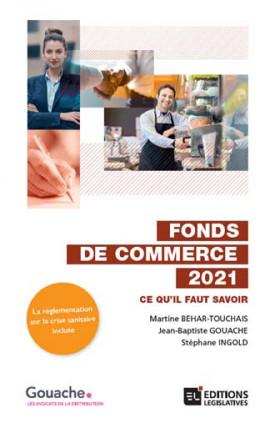 Fonds de commerce 2021