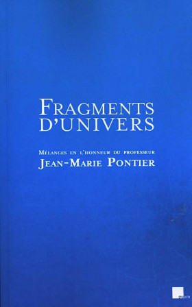 Fragments d'univers