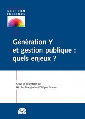 Génération Y et gestion publique : quels enjeux ?