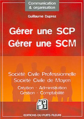 Gérer une SCP - Gérer une SCM