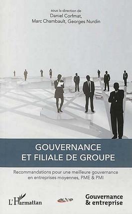 Gouvernance et filiale de groupe