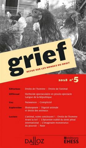 Grief, 2018 N°5