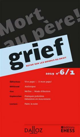 Grief, 2019 N°6/1