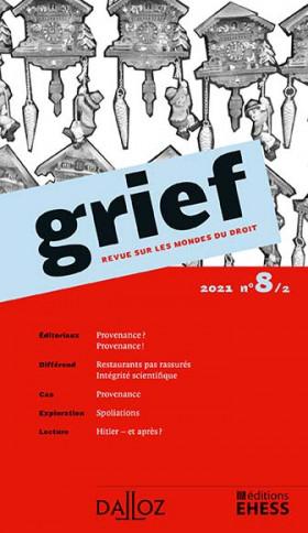 Grief, 2021 N°8/2