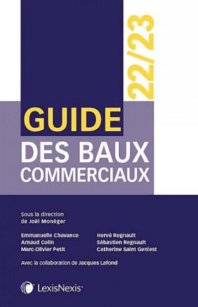 Guide des baux commerciaux 2022-2023