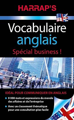 Harrap's Vocabulaire anglais