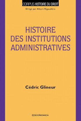 Histoire des institutions administratives