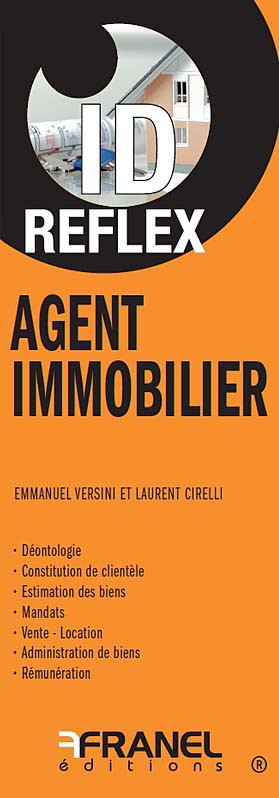 ID reflex agent immobilier (dépliant recto-verso)
