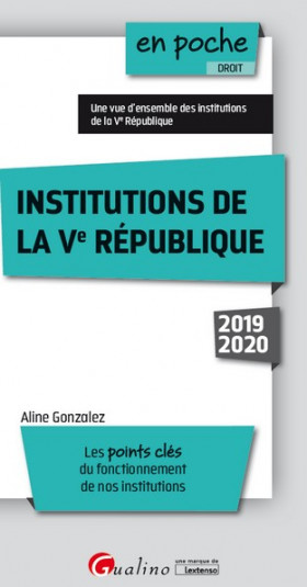 Institutions de la Ve République