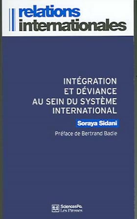 Intégration et déviance au sein du système international