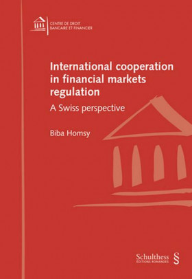 International cooperation in financial markets regulation