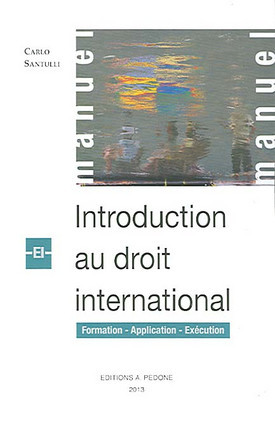 Introduction au droit international