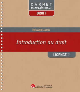 Introduction au droit L1-S1
