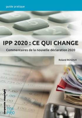 IPP 2020 : ce qui change