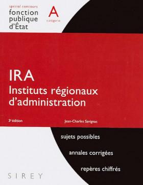 IRA (Instituts régionaux d'administration)