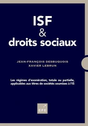 ISF & droits sociaux