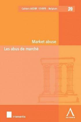 L'abus de marché - Market abuse