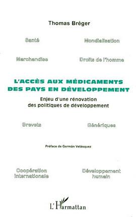 L'accès aux médicaments des pays en développement