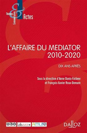 L'affaire Médiator 2010-2020