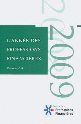 L'année des professions financières 2008-2009