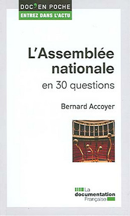 L'Assemblée nationale en 30 questions