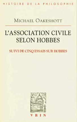 L'association civile selon Hobbes