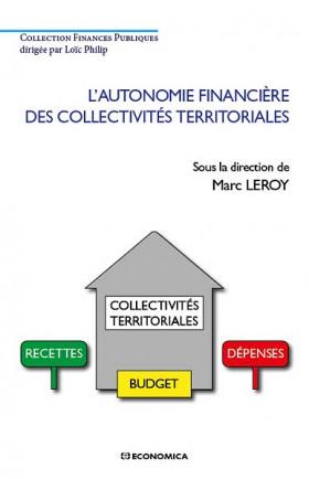 L'autonomie financière des collectivités territoriales