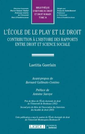 L'école de le play et le droit