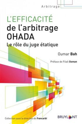 L'efficacité de l'arbitrage OHADA