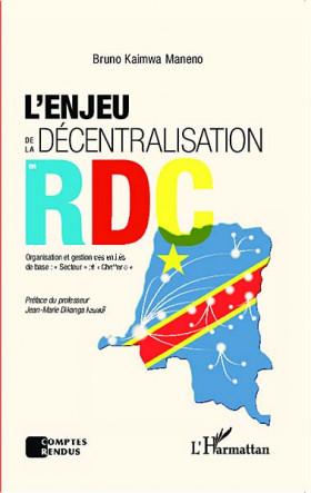 L'enjeu de la décentralisation en RDC