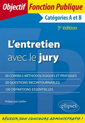 L'entretien avec le jury