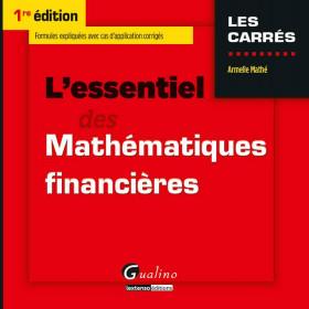 L'essentiel des mathématiques financières