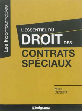 L'essentiel du droit des contrats spéciaux