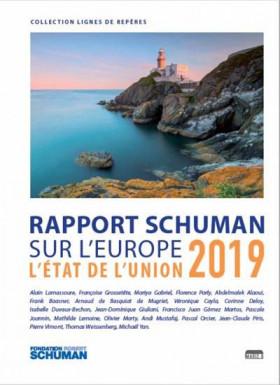 L'état de l'Union : rapport Schuman sur l'Europe 2019