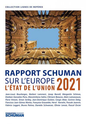 L'état de l'Union : Rapport Schuman sur l'Europe 2021