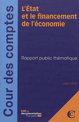 L'Etat et le financement de l'économie