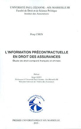 L'information précontractuelle en droit des assurances